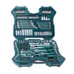 Caja de herramientas completa profesional
