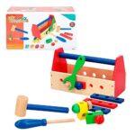 Caja herramientas colores