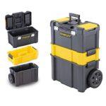 Caja herramientas con ruedas stanley