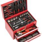 Caja herramientas equipada