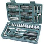 Caja herramientas llave vaso