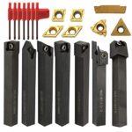 Herramientas para tornos de metal