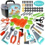 Juguetes niños caja herramientas