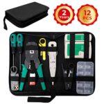 Kit de herramientas para redes rj45