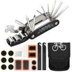 Kit herramientas bicicleta portatil