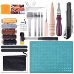 Kit herramientas cuero