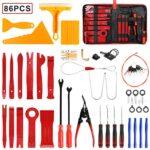 Kit herramientas desmontar salpicadero