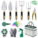 Kit herramientas jardin