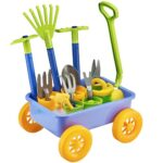 Kit herramientas jardineria niños