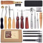 Kit herramientas para cuero