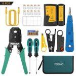 Kit herramientas para redes