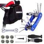 Maletin de herramientas de bicicleta