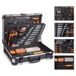 Tacklife caja herramientas
